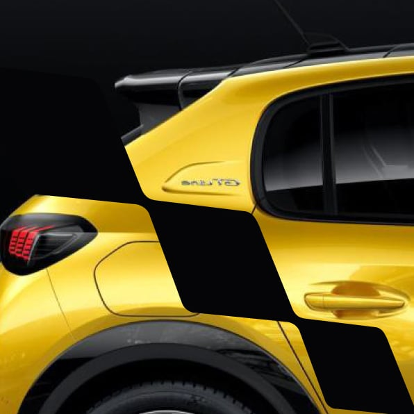 ECL 208 jaune