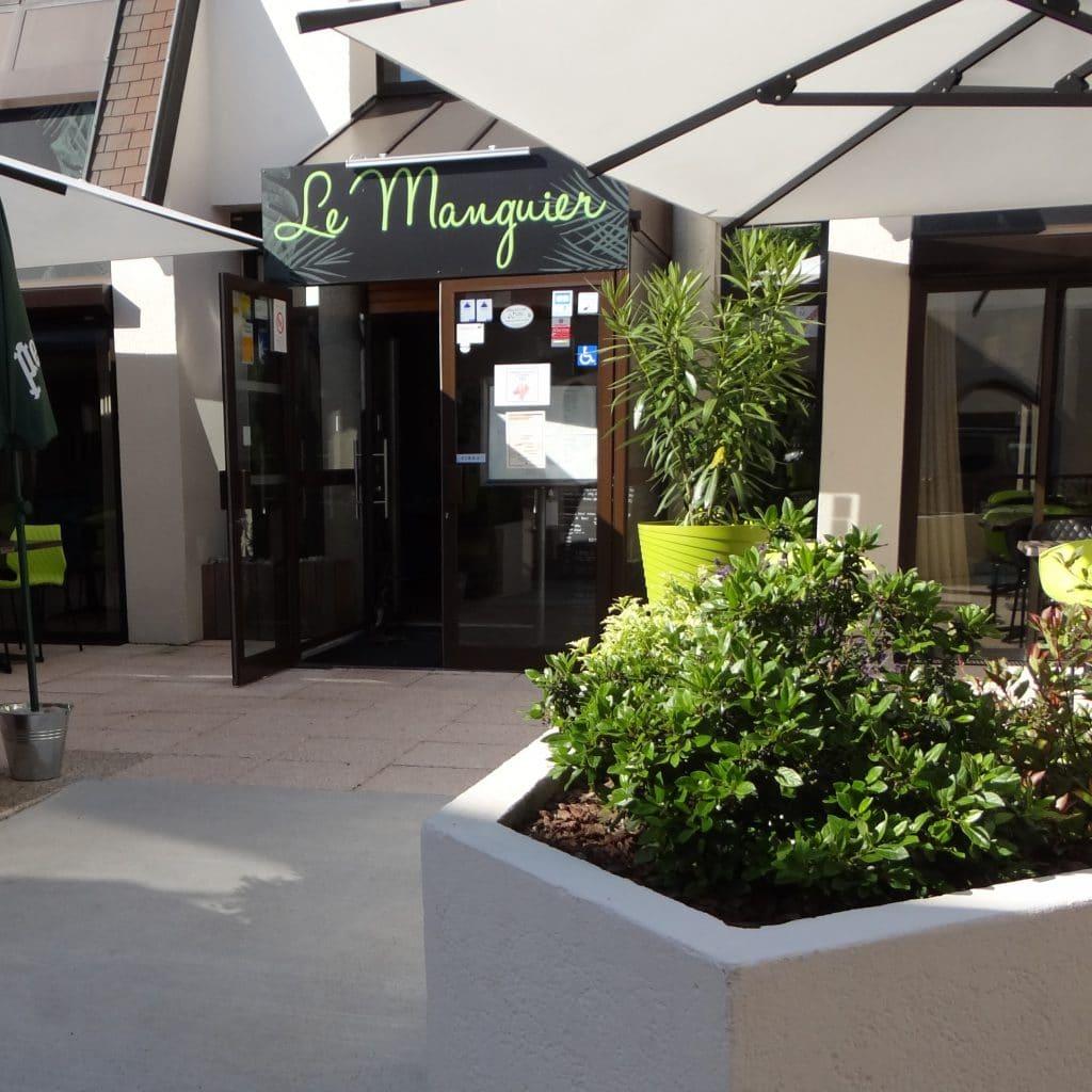 Photo du restaurant brasserie Le Manguier