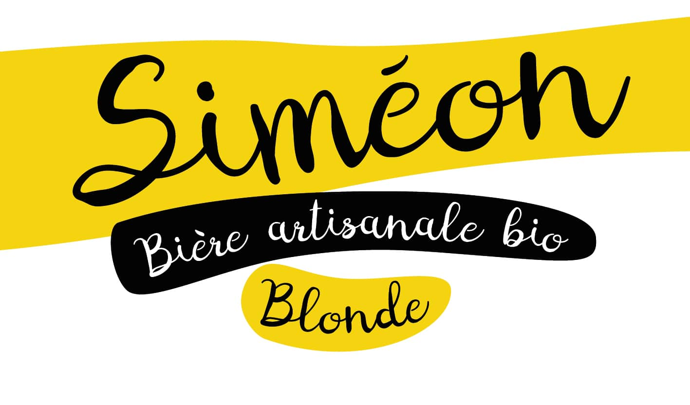 Logo bière Siméon