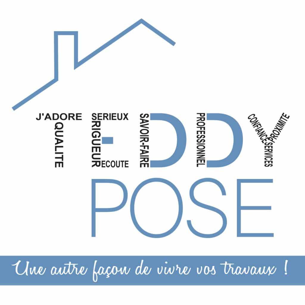Logo Teddy Pose actualisé
