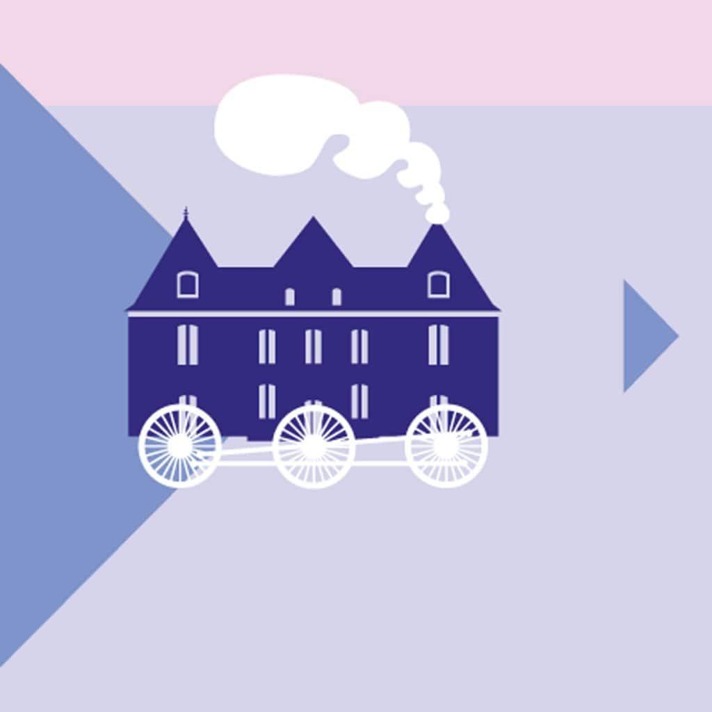 pictogramme espace club de trains miniatures