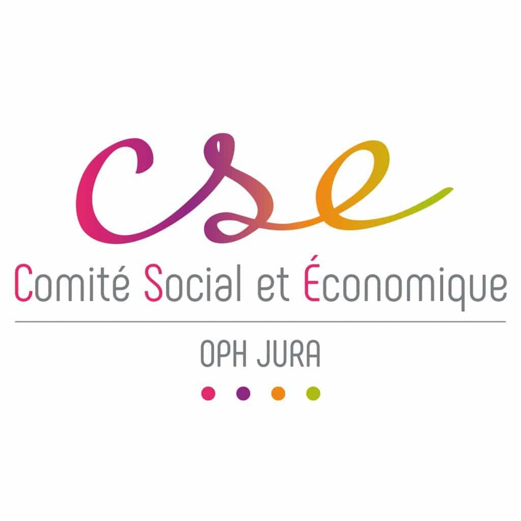 logo CSE OPH du Jura